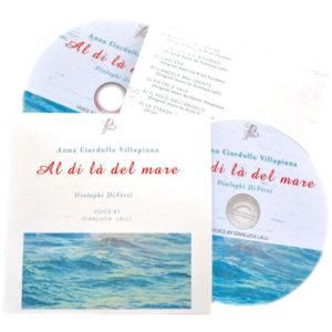 Al-di-la-del-mare-Anna-Ciardullo-Villapiana-CD-Audio-Disc-Audiobook-Audiopoem-Audiopoetry